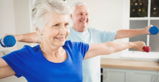 Resistance Training and the Older Population